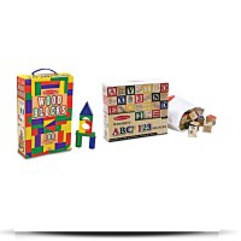 3 Item Bundle Melissa And Doug 1900