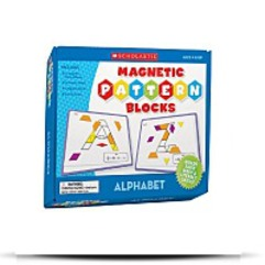 978054521372 Magnetic Pattern Blocks