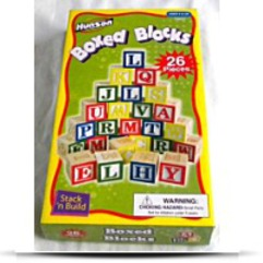Kids Toy 26 Piece Abc Stack N Build