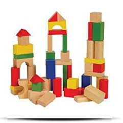 Ryans Room Wooden Toys Bag O Blocks