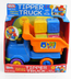 funtime tipper truck blocks bright colourful