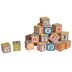 uncle goose lowercase blocks alphabet block
