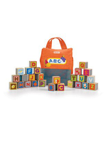 Fun With Food Abc Food Blocks